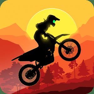 Sunset Bike Racer Motocross