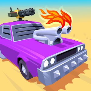 Desert Riders MOD APK Download (Unlimited Money)