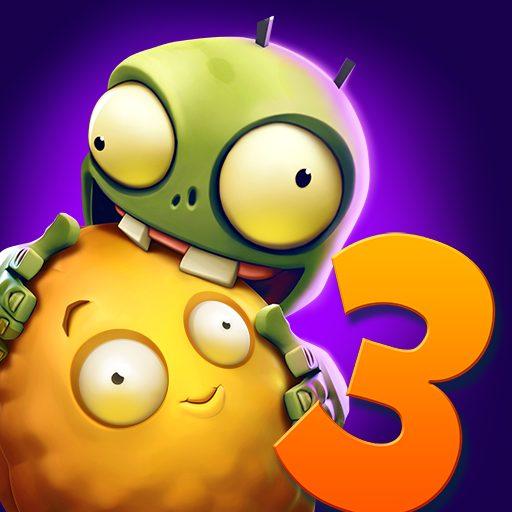 Plants vs. Zombies 3 MOD APK (Unlimited Money)