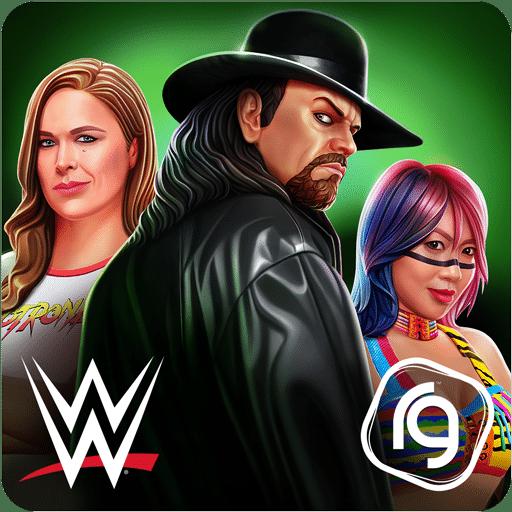 WWE Mayhem MOD APK (Unlimited Gold/Money)