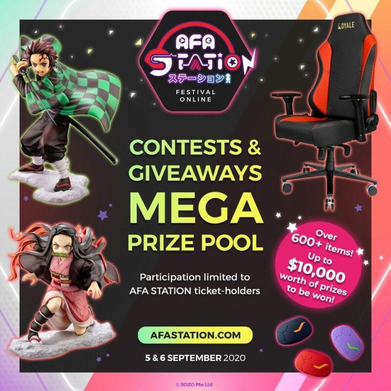 Efa Station Festival Online Week Awards