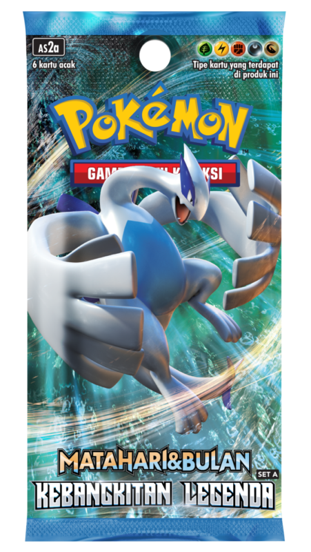 Awakening Of The Legend Booster Pack Set A