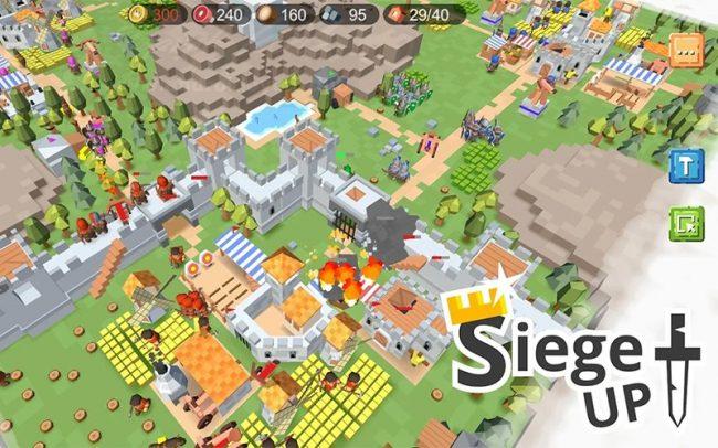 RTS Siege Up v1.1.63 MOD APK – MEGA HİLELİ
