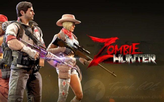 Zombie Hunter v1.23.2 MOD APK – PARA HİLELİ