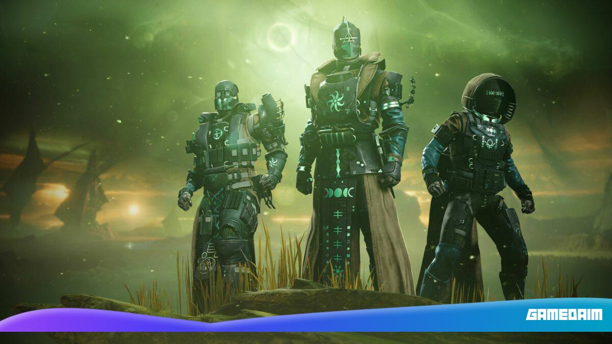 The first trailer, Destiny 2: The Witch Queen, will be released in February 2022