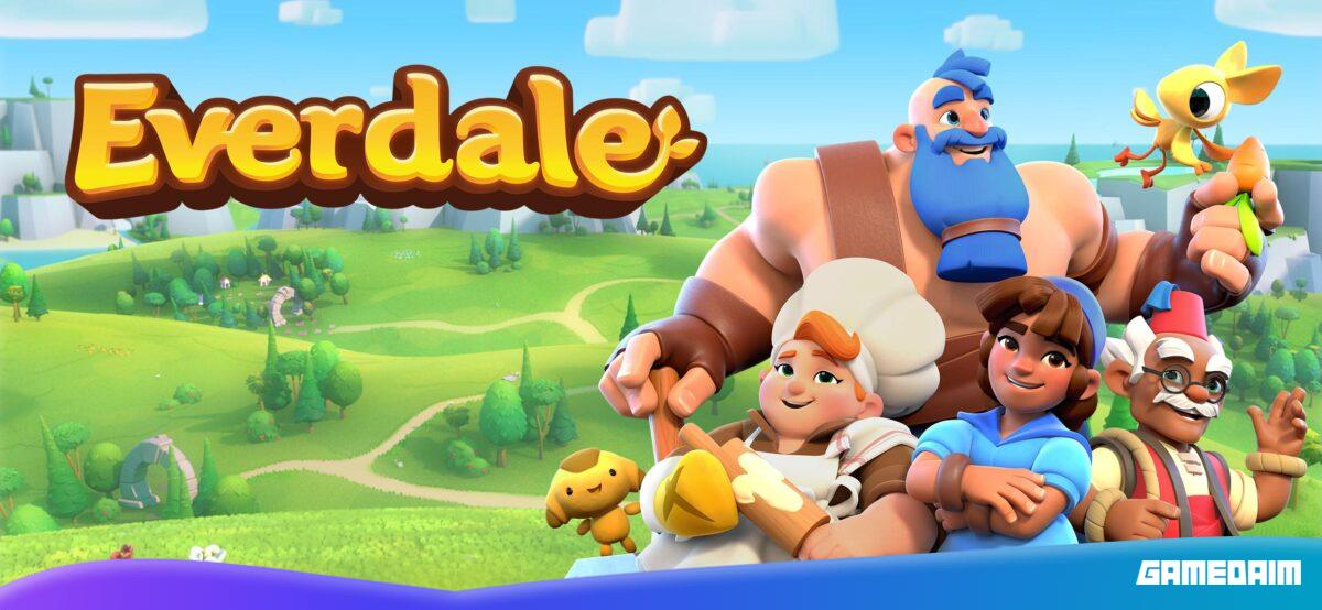 New game COC from Everdale, developer