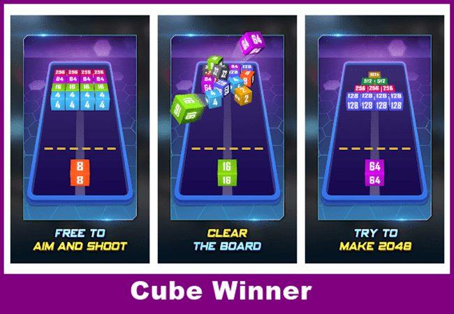 2048 Cube Winner APK (Updated Version) 2021