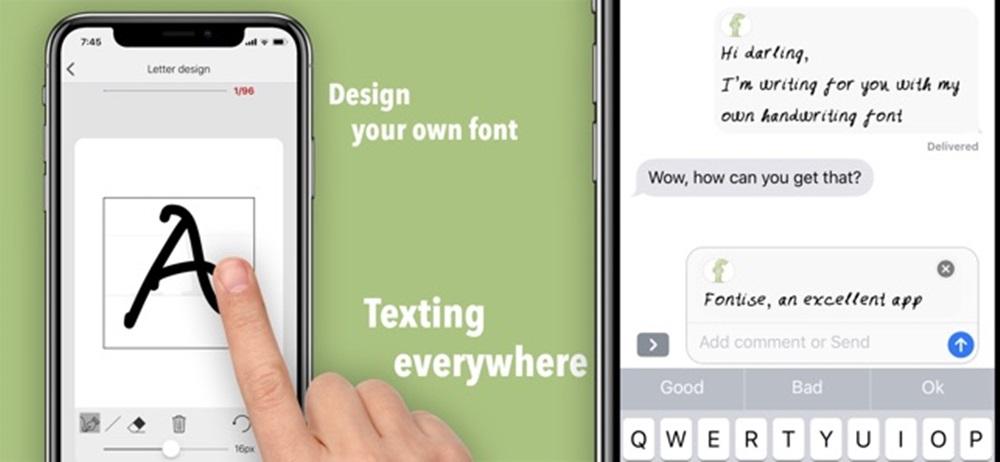 Fontise Font Maker Keyboard APK (Current Version) 2021