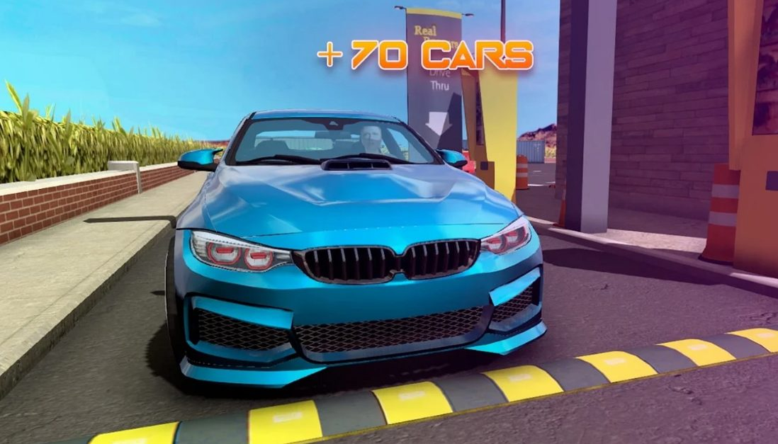 Car Parking 4.8.3 Mod Apk (Current Version) 2021
