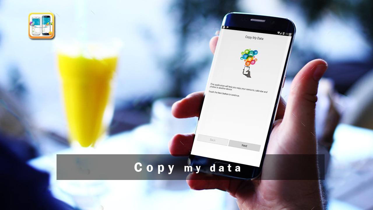 Download Copy My Data APK (Current Version) 2021